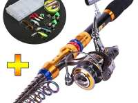 Top 10 Best Fishing Rods in 2017 Reviews