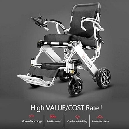 Top 10 Best Electric Wheel Chairs in 2018 Reviews