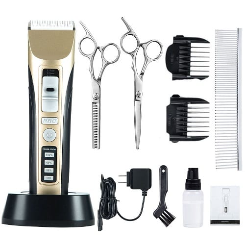 Top 10 Best Dog Hair Trimmers in 2018 Reviews