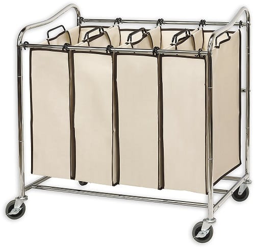 Top 10 Best Laundry Carts Reviews in 2018