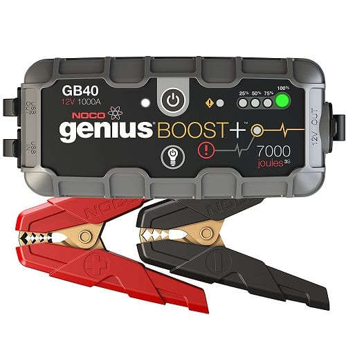 Top 10 Best Portable Car Battery Jump Starters in 2018 Reviews