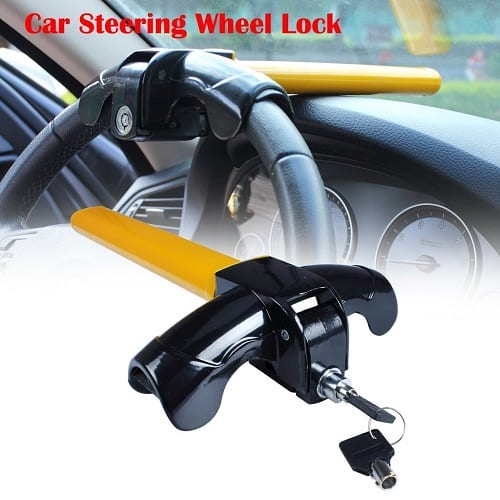 Top 10 Best Car steering wheel Locks Reviews in 2018