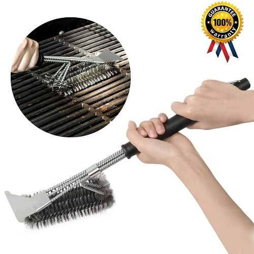 Top 10 Best Grill Cleaners in 2018 Reviews