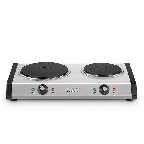 Top 10 Best Portable Electric Stoves in 2021 Reviews