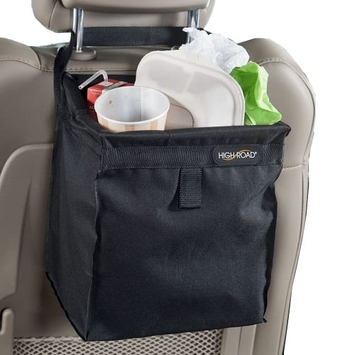 Top 10 Best Car Trash Cans and Bags in 2018 Reviews