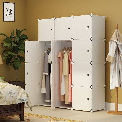 Top 10 Best Portable Clothes Closets In 2018 Reviews