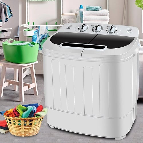 Top 10 Best Mini washing Machines in 2020 Reviews