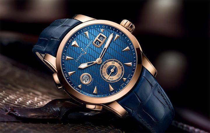 6ca580ed3 vysoko kvalitné a nie lacné luxusné švajčiarske hodinky. Vyznačuje sa  vynikajúcou kvalitou a extravagantným vzhľadom. Produkty tejto značky sú  veľmi ...