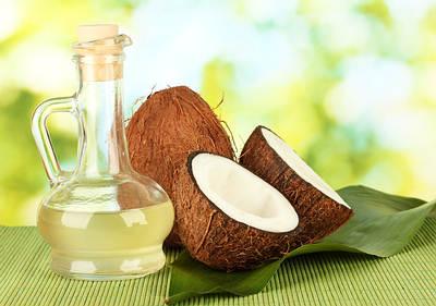 El aceite de coco