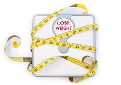 No subir o perder peso rápidamente