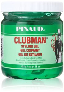 3. Clubman Styling Gel By Ed Pinaud for Men, 16 Ounce