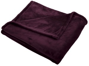 6. Pinzon Velvet Plush Throw