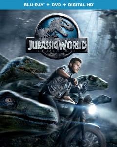 1. Jurassic World DVD Movies