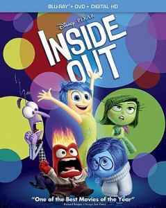 10. Inside Out DVD Movies