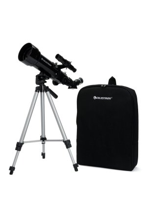 2. Celestron 21035 70mm Travel Scope