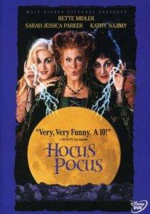 3. Hocus Pocus DVD Movies