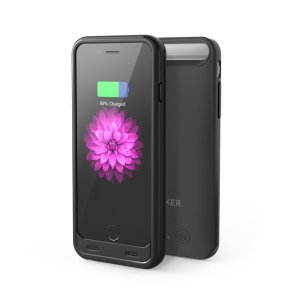 4. IPhone 6 Battery Case, Anker Premium Extended battery