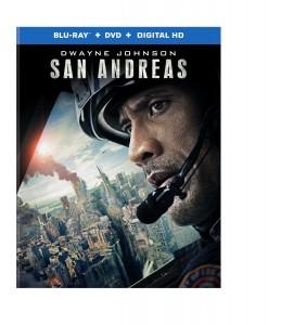 5. San Andreas DVD Movies