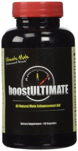 5. boostULTIMATE - Rated Testosterone Booster - 60 Capsules