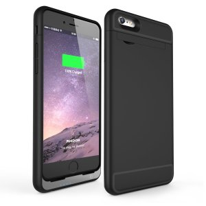 7. Rhidon iPhone Battery Case
