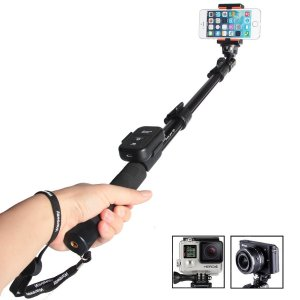 8. Lightweight Photo Video Professional Monopod Selfie Stick
