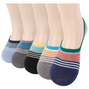 9. Mansbasic Comfy Fashion Socks