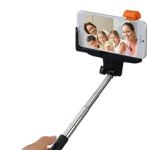 9. PCMag's Pick, Mpow iSnap Pro 3-In-1 Self-portrait Monopod Extendable Selfie Stick
