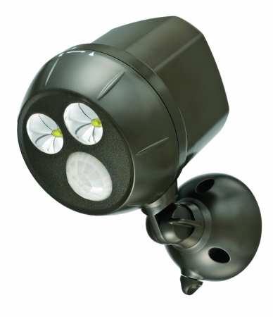 1.Mr. Beams 300-Lumen Weatherproof Wireless Battery Powered LED Ultra Light