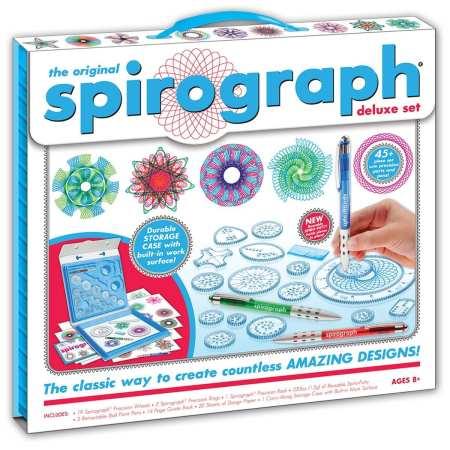 4. Spirograph Deluxe Design Set