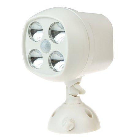 5.CrazyFire Motion Sensor LED Spotlight