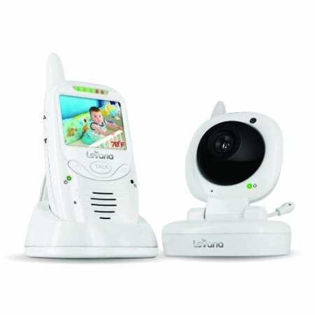7. Levana Jena Digital Baby Video monitor