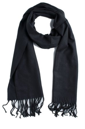 2.Plum Feathers Super Soft Luxurious Cashmere Winter Scarf