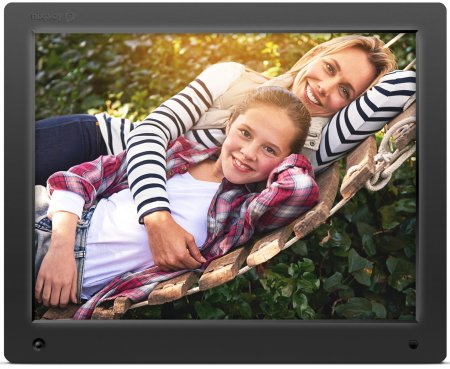 2.Top 10 Review of Best Wireless Digital Photo Frame 2015