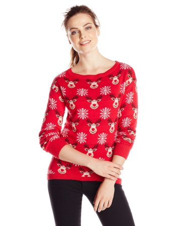 4.Top 10 Best Christmas Hat Sweater 2015