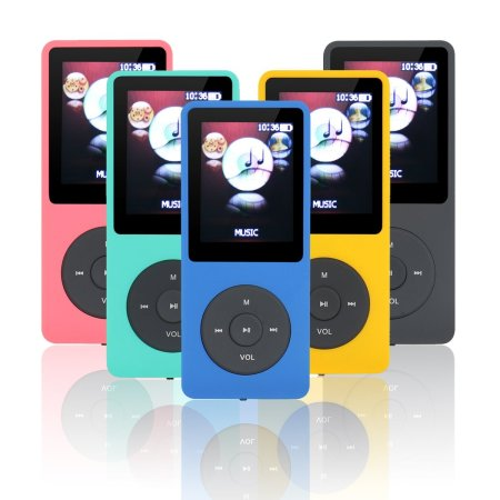 9.Top 10 Best Portable MP3 Player 2015