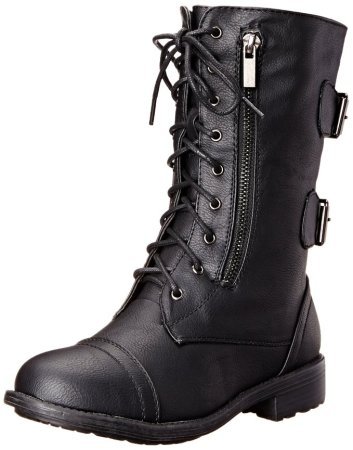 1.The Best Women Combat Boots Review in 2016