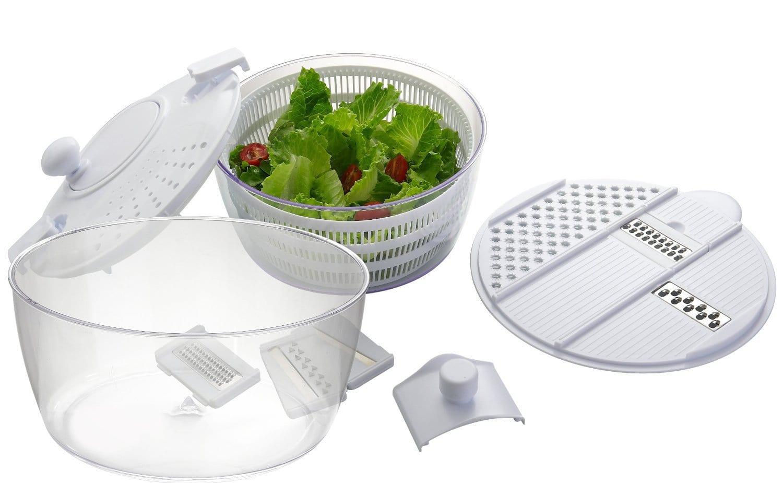 Top 10 Best Steel Salad Spinner Review In 2018 Top 10