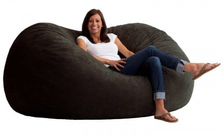 xl bean bag chair rolling desk cover the best large chairs for adults in 2018 - top 10 review of