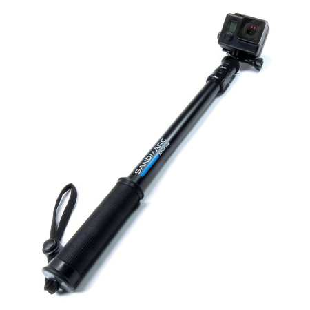 2.The Best Waterproof Selfie Stick for GoPro Review 2016