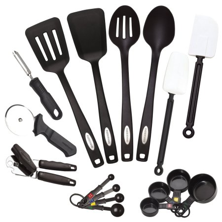 2.Top 10 Best Home Utensil Set Review in 2016