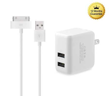 2.Top 10 Best iPad Charger and Adapter Review in 2016