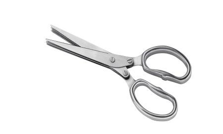 4. Kuchenprofi Six-Blade Stainless-Steel Herb Scissors