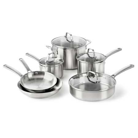 4.Top 10 Best Stainless Steel Cookware Set Review in 2016