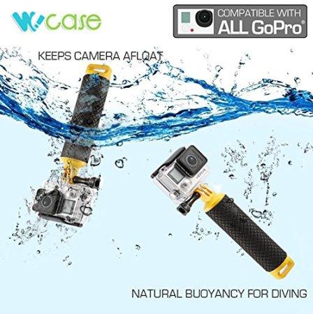 6.WoCase GoPro Water Sport Accessories