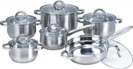 7.Top 10 Best Stainless Steel Cookware Set Review in 2016
