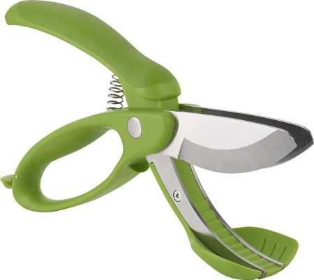 8. Trudeau Toss and Chop Salad Tongs