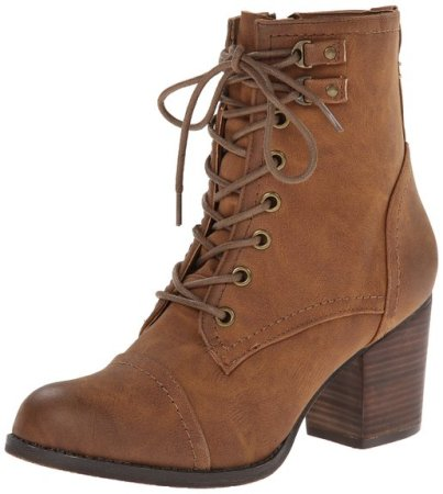 8.The Best Women Combat Boots Review in 2016