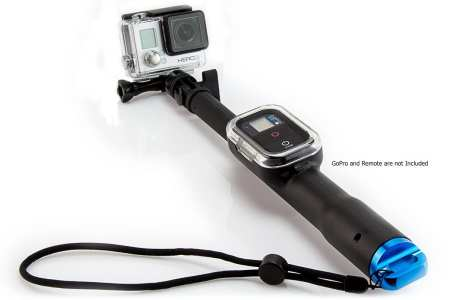 9.The Best GoPro Stick with Remote Control Review 2016