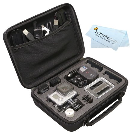 9.The Best Waterproof Case Bag for GoPro Review 2016