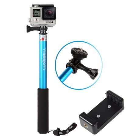 9.The Best Waterproof Selfie Stick for GoPro Review 2016